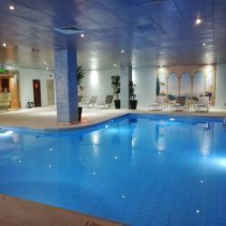 St George Hotel Spa And Beach Resort Indoors Pool