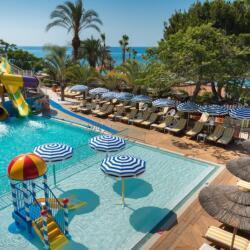 Amathus Beach Hotel Limassol Family Pool Waterslides