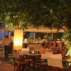 Garden Cocktail Lounge Bar