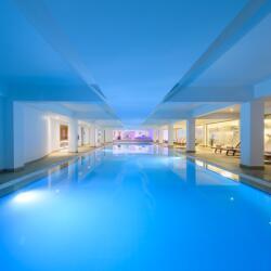Asterias Beach Hotel Indoors Pool
