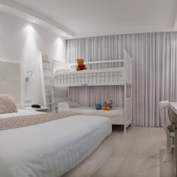 Asteriasbeach Hotel Family Room