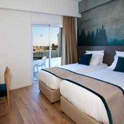 Pefkos Hotel Superior Twin Bedroom