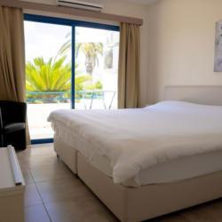 Vrachia Beach Resort Standard One Bedroom Apartment Garden View